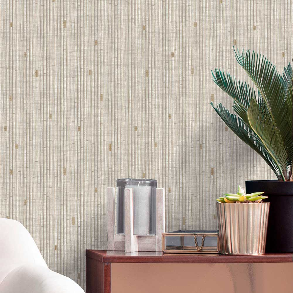 Albany Aurora Plain Cream Wallpaper - Product code: 4993
