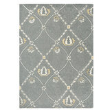 Morris Pure Trellis Rug Lightish Grey - Product code: 29104/ 257114
