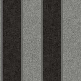 Albany San Remo Stripe Charcoal Wallpaper - Product code: 6526