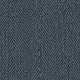 Boråstapeter Herringbone Blue Wallpaper - Product code: 1153