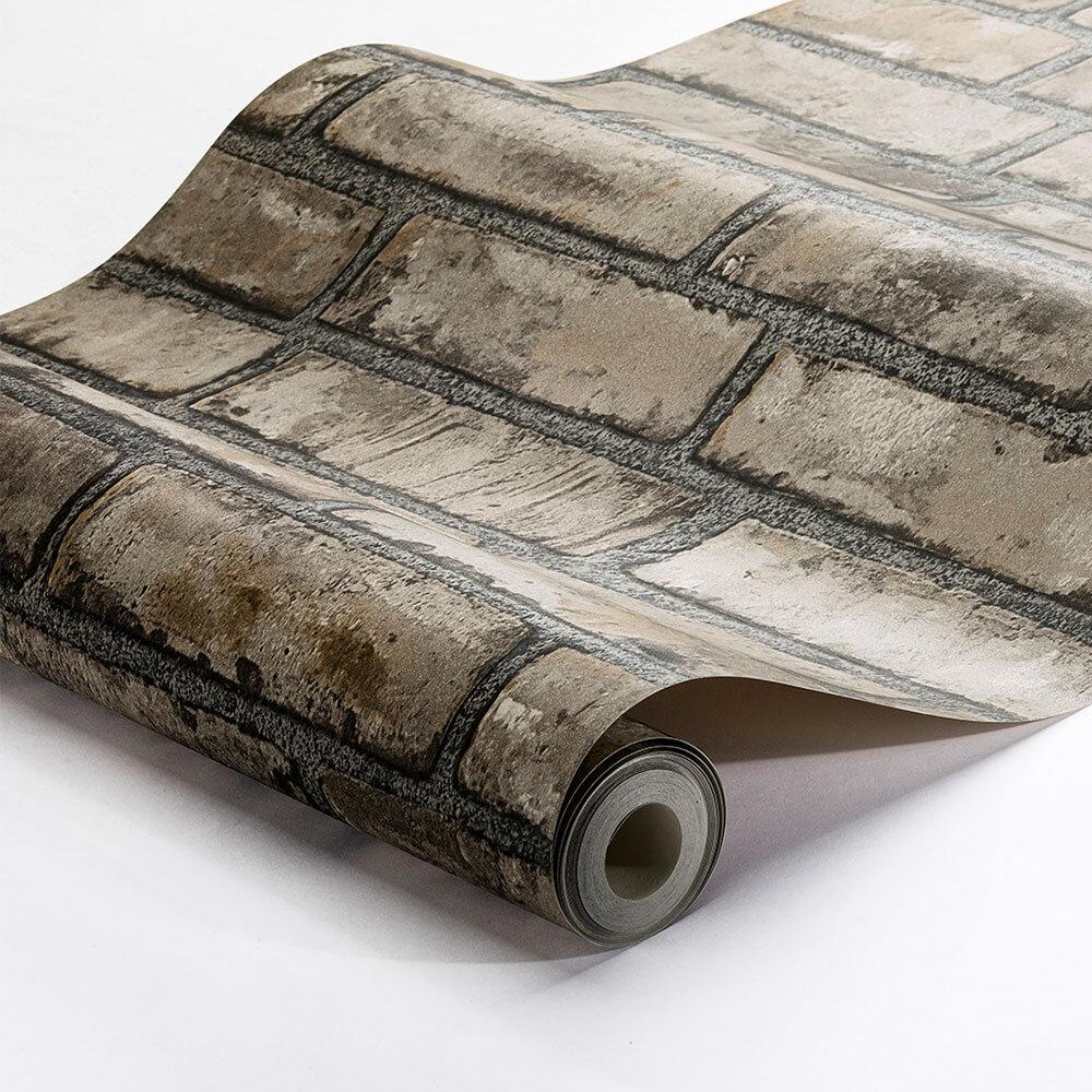 Boråstapeter Original Brick Natural Wallpaper - Product code: 1159