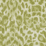 Emma J Shipley Felis Green Wallpaper - Product code: W0115/05