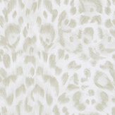 Emma J Shipley Felis Ivory Wallpaper - Product code: W0115/06