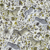 Emma J Shipley Protea Gold Wallpaper - Product code: W0119/04
