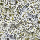 Emma J Shipley Protea Gold Wallpaper - Product code: W0119/04