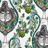 Emma J Shipley Silverback Nude Wallpaper - Product code: W0120/03