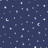 Albany Stars and Moons Navy Wallpaper - Product code: 90982