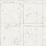 Boråstapeter Vintage Panel White Wallpaper - Product code: 1171