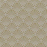 Clarke & Clarke Zellige Chartreuse Fabric - Product code: F1351-02