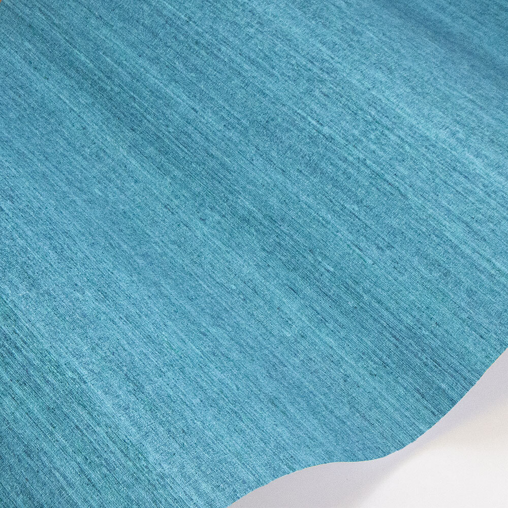 Weave Wallpaper - Electric Blue - by Albany
