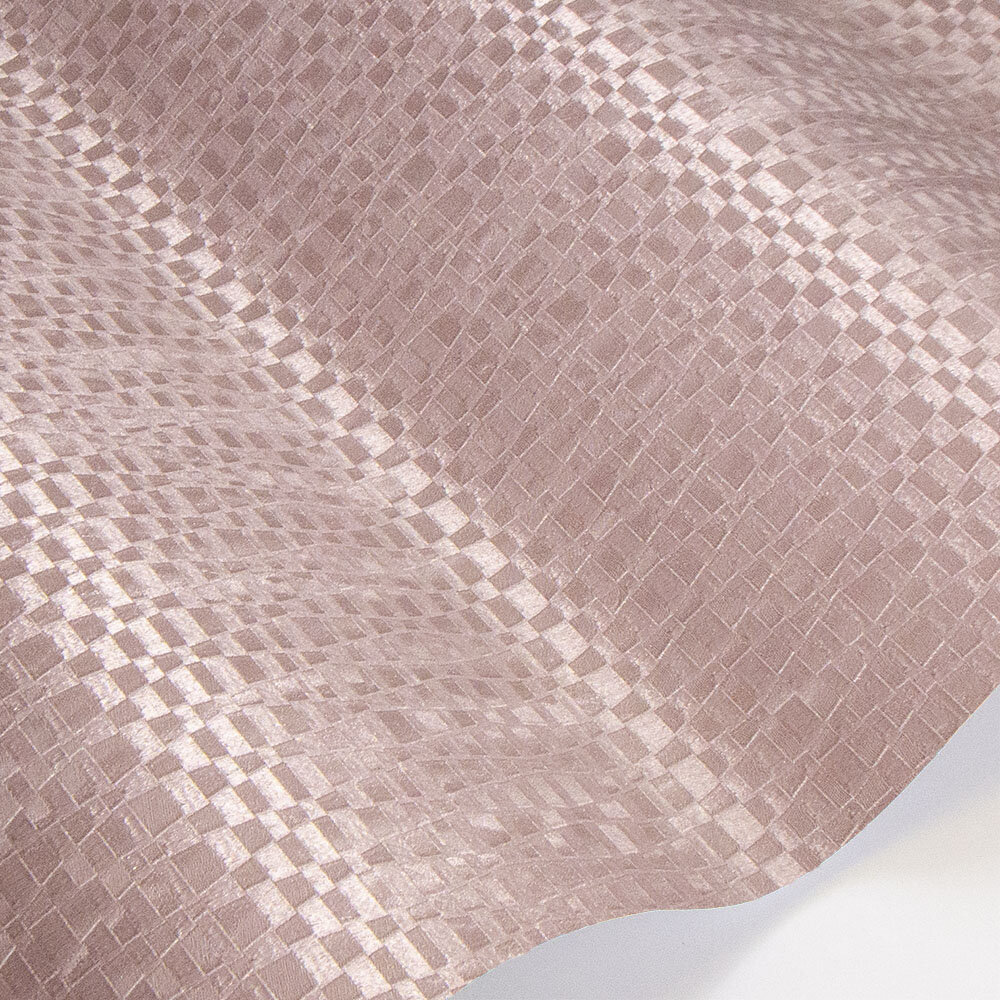 Albany Geometric Pink Wallpaper - Product code: 4437