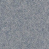 Albany Fabric Weave Blue Wallpaper - Product code: 6521