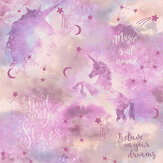 Arthouse Galaxy Unicorn Pink Wallpaper - Product code: 292901