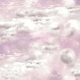 Arthouse Watery Skies Pink Wallpaper - Product code: 692501