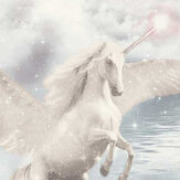 Arthouse Unicorn Kingdom Grey Wallpaper - Product code: 692600