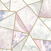 Arthouse Fragments Pink / Grey Wallpaper - Product code: 697200