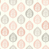 Arthouse Amira Leaf Blush Wallpaper - Product code: 907401