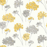 Arthouse Anya Floral Ochre Wallpaper - Product code: 907502