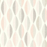 Arthouse Aziza Geo Blush Wallpaper - Product code: 907507