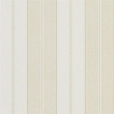 Ralph Lauren Monteagle Stripe Cream Wallpaper - Product code: PRL5002/05