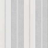 Ralph Lauren Monteagle Stripe Light Grey Wallpaper - Product code: PRL5002/06