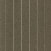 Ralph Lauren Langford Chalk Stripe  Chocolate Wallpaper - Product code: PRL5009/05