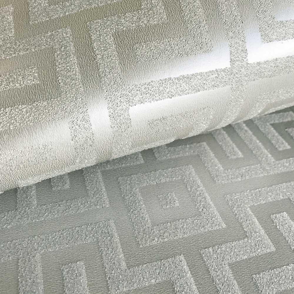Vega Wallpaper - Grey - by Fardis