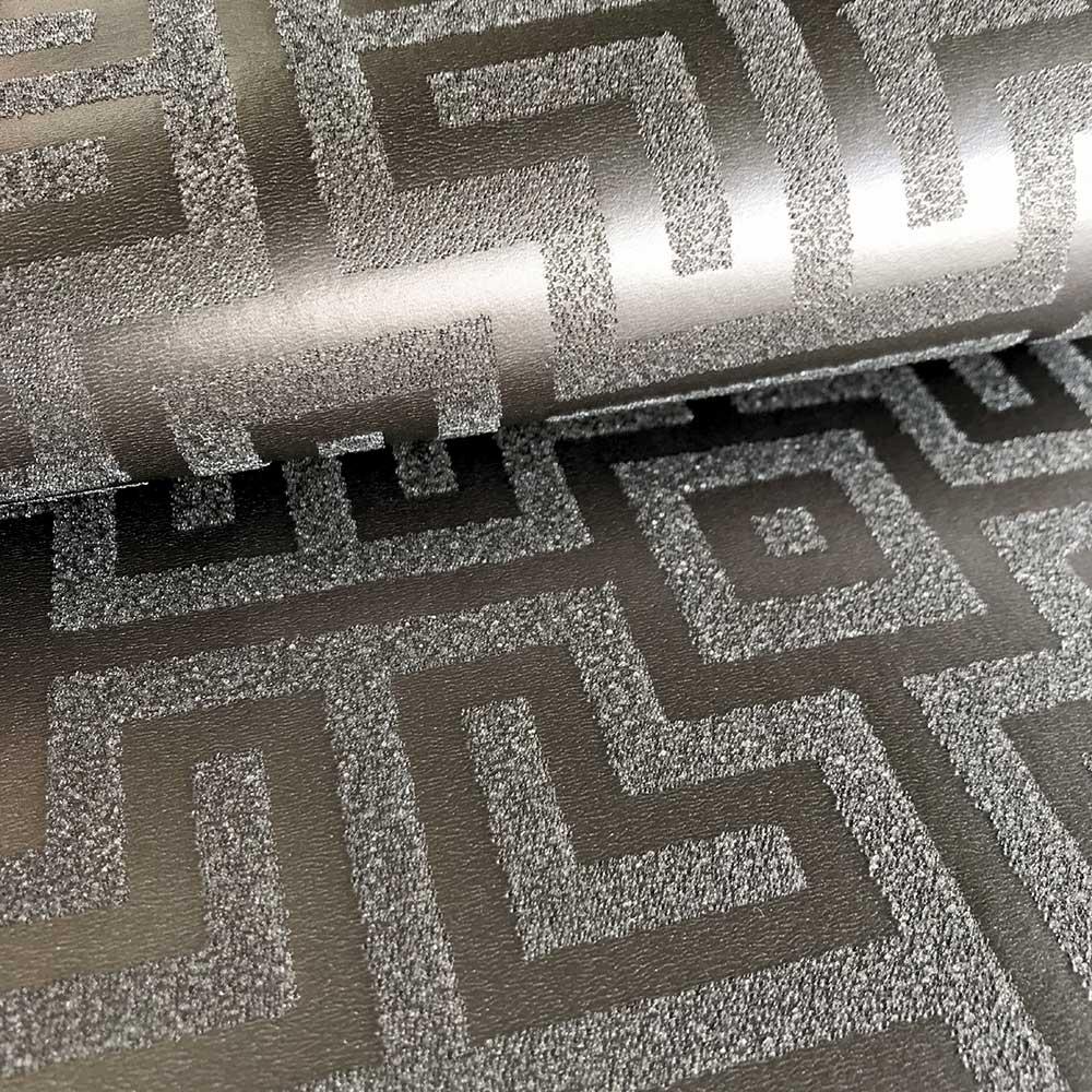 Fardis Vega Pewter Wallpaper - Product code: 10644