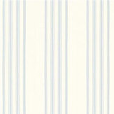Ralph Lauren Palatine Stripe Sky Wallpaper - Product code: PRL050/06
