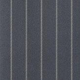 Ralph Lauren Langford Chalk Stripe  Navy Wallpaper - Product code: PRL5009/02