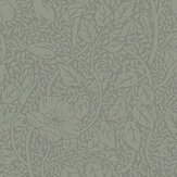 Sandberg Anton Forest Green Wallpaper - Product code: 814-38