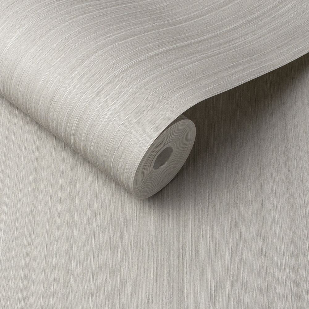 Graham & Brown Silk Oyster Wallpaper - Product code: 105866