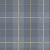 Arthouse Country Tartan Denim Blue Wallpaper - Product code: 294902