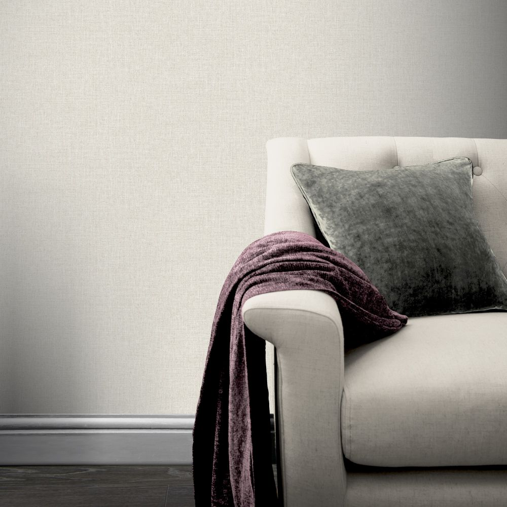 Arthouse Country Plain Cream Wallpaper - Product code: 295001