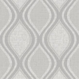 Arthouse Curve Grey Wallpaper - Product code: 295101