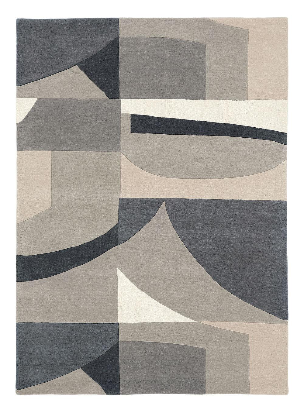 Bodega Rug - Stone - by Harlequin