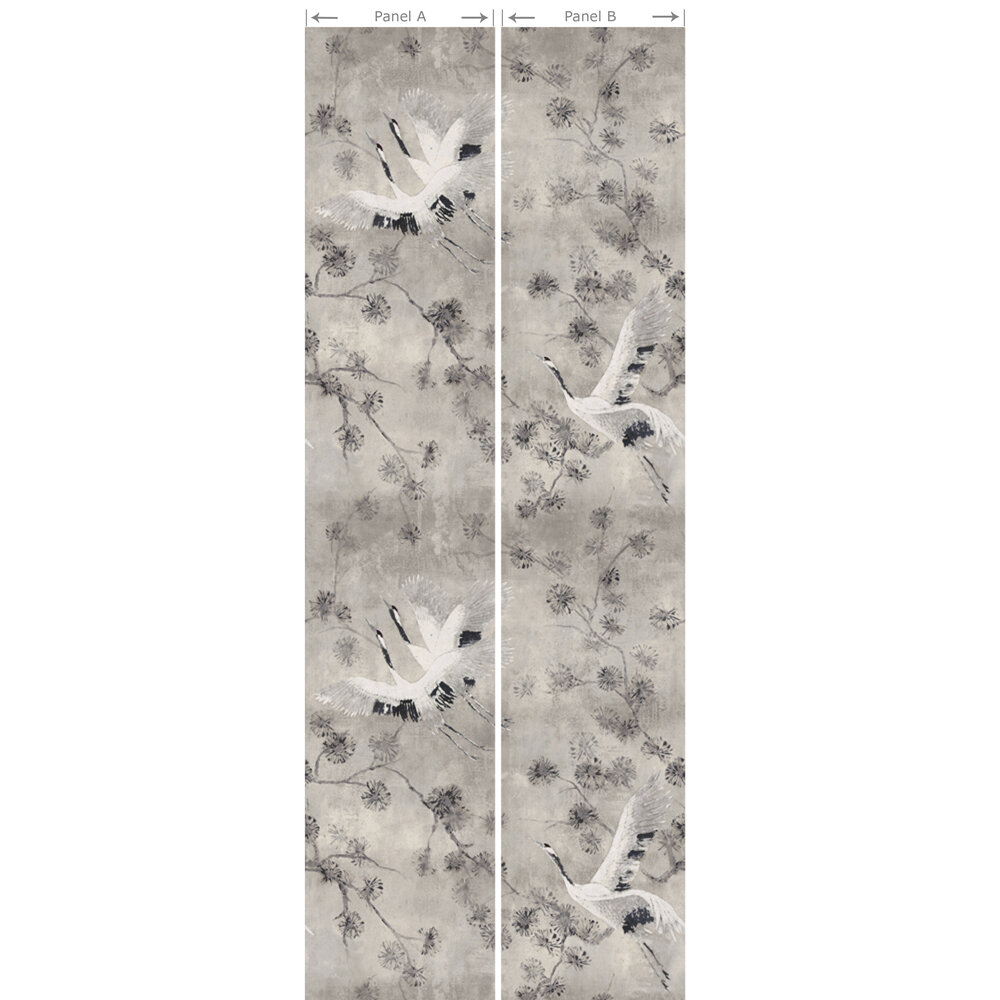Ian Sanderson Homeward Bound Lunar Mural - Product code: WP1705-01