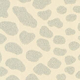 Osborne & Little Panthera Linen / Silver Wallpaper - Product code: W6306-02
