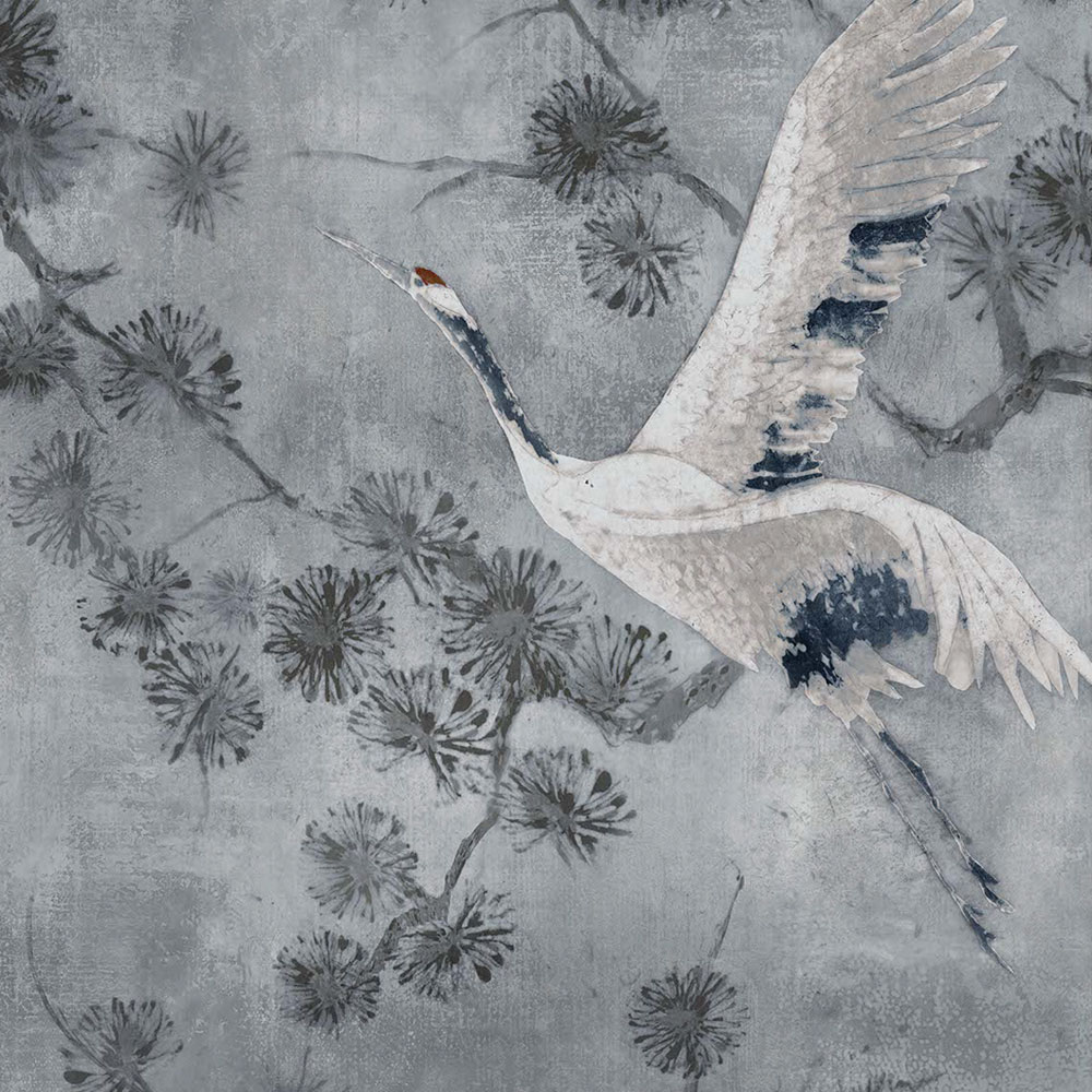 Homeward Bound Mural - Midnight - by Ian Sanderson