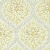 Sanderson Madurai Lemon Wallpaper - Product code: 216756