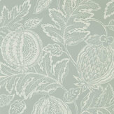 Sanderson Cantaloupe English Grey Wallpaper - Product code: 216761