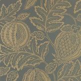 Sanderson Cantaloupe Bastille Wallpaper - Product code: 216764