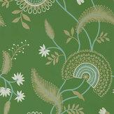 Sanderson Hakimi Emerald Wallpaper - Product code: 216768