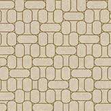 Coordonne Rational Brass Wallpaper - Product code: 8601632