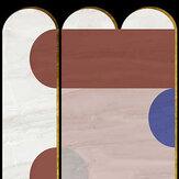 Coordonne Villa Ultramarine Mural - Product code: 8603002
