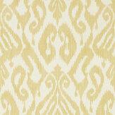 Sanderson Kasuri Caraway Wallpaper - Product code: 216782