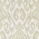 Sanderson Kasuri Country Linen Wallpaper - Product code: 216783