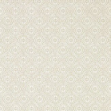 Sanderson Pinjara Trellis Linen Wallpaper - Product code: 216784