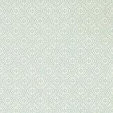 Sanderson Pinjara Trellis Grass Wallpaper - Product code: 216787