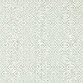 Sanderson Pinjara Trellis Blue Clay Wallpaper - Product code: 216789